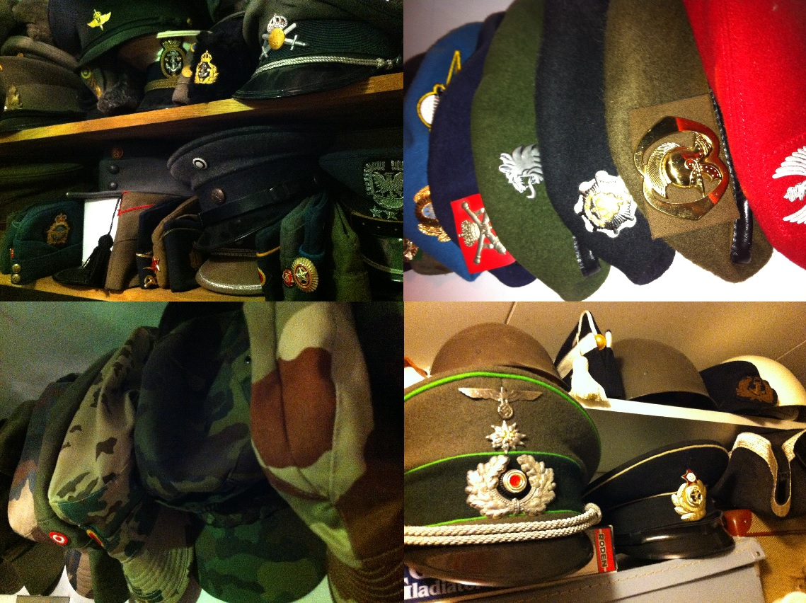 Hat Collection (click on image to see the collection on FaceBook)